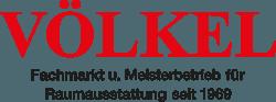 Völkel – Spezialist für Raumausstattung und Bettsysteme in Kandel Logo